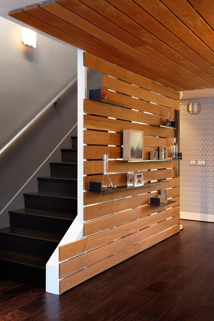 Best 25+ Wood Slats Ideas On Pinterest | Wood Architecture, Timber Inside Talking Dead Wood Wall Art (View 19 of 20)