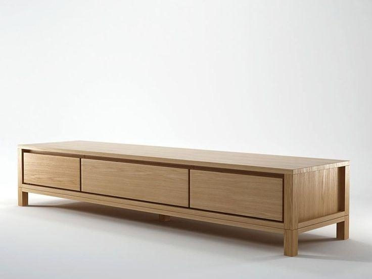 Best 25+ Wooden Tv Cabinets Ideas On Pinterest   Wooden Tv Units With Regard To Latest Long Low Tv Stands (View 11 of 20)