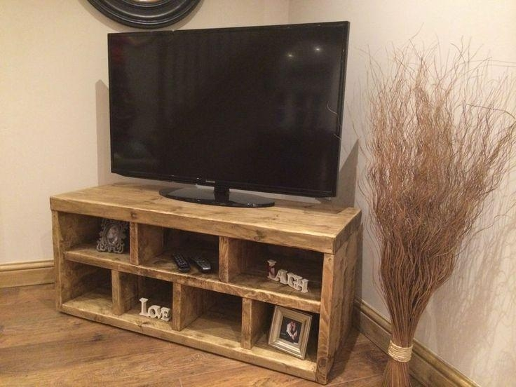 Best 25+ Wooden Tv Units Ideas On Pinterest | Wooden Tv Cabinets Regarding Most Popular Wooden Tv Stands (Image 11 of 20)