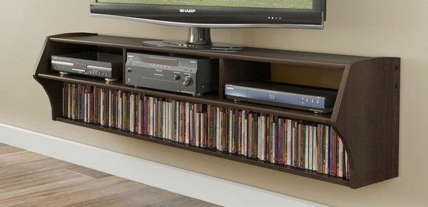 Best Cheap Wall Mounted Tv Stand For Flat Screen Tv | Best Tv With Regard To Most Recent Wall Mounted Tv Stands For Flat Screens (Image 6 of 20)