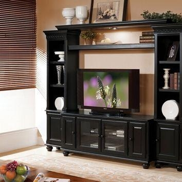 Best Entertainment Centers Wall Units Products On Wanelo Intended For Most Current 60 Inch Tv Wall Units (Image 11 of 20)