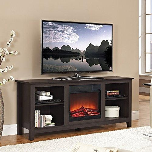 Best Flat Screen Tv Stands For 55/60/70 Inch Tv:top Rated Picks Within Recent Wooden Tv Stands For 55 Inch Flat Screen (View 10 of 20)