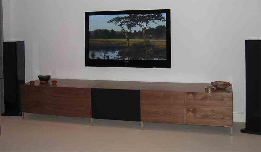 Best Long Storage Cabinet Extra Long Tv Units Loris Furniture Intended For Recent Long Tv Cabinets Furniture (Image 9 of 20)