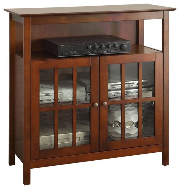 Big Sur Highboy Tv Stand – Transitional – Entertainment Centers With Most Up To Date Highboy Tv Stands (View 6 of 20)