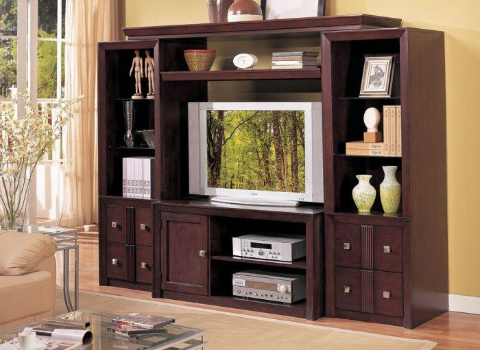Bigger Televisions; Smaller Cabinets Intended For 2017 Big Tv Cabinets (View 10 of 20)