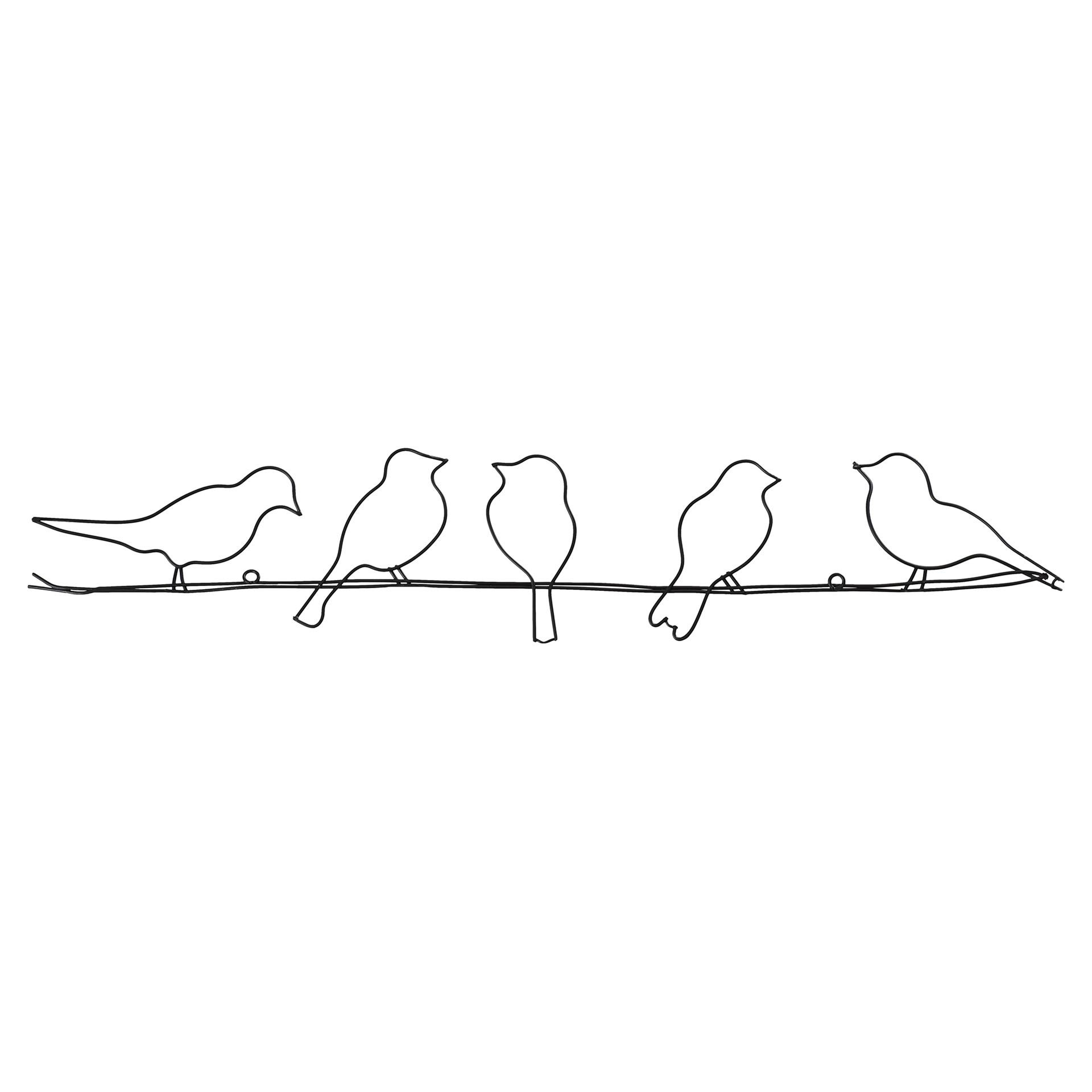 Birds On A Wire Wall Art – Wall Shelves Throughout Birds On A Wire Wall Art (Image 6 of 20)