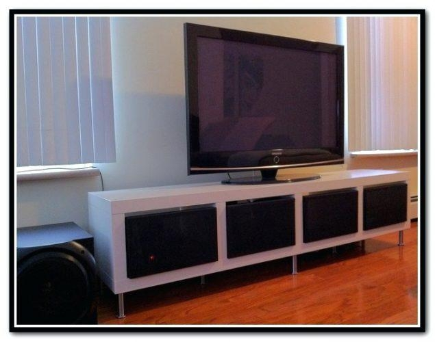 Bookcase: Tv Stands With Bookcase (Image 6 of 20)