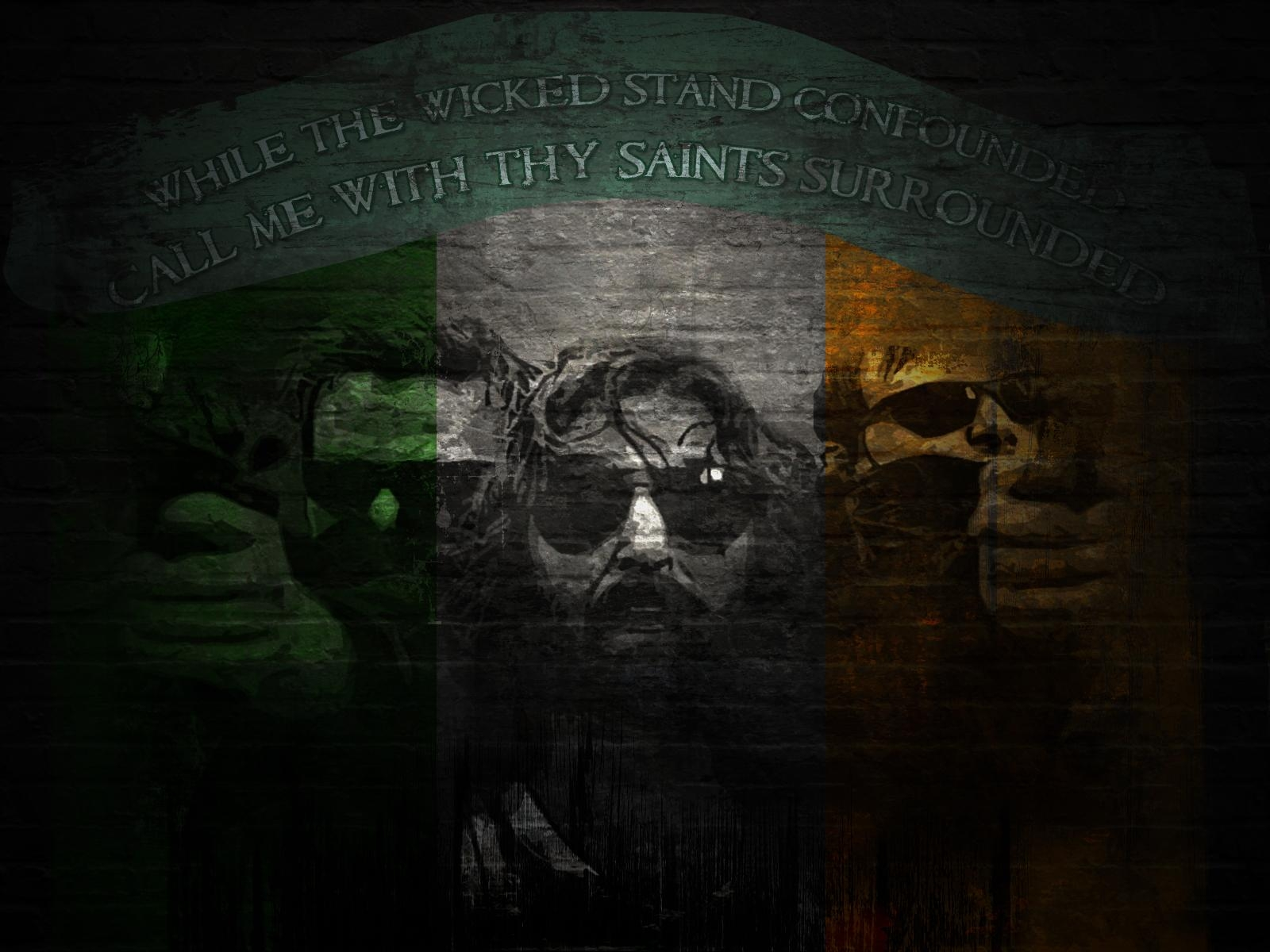 Boondock Saints Armoryatwistedillusion On Deviantart Pertaining To Boondock Saints Wall Art (View 1 of 20)