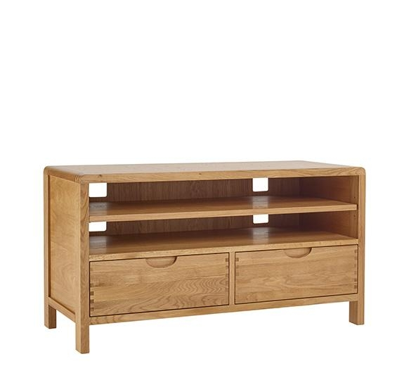 Bosco Tv Cabinet – Ercol Furniture Within Most Up To Date Tv Unit 100Cm (Image 2 of 20)