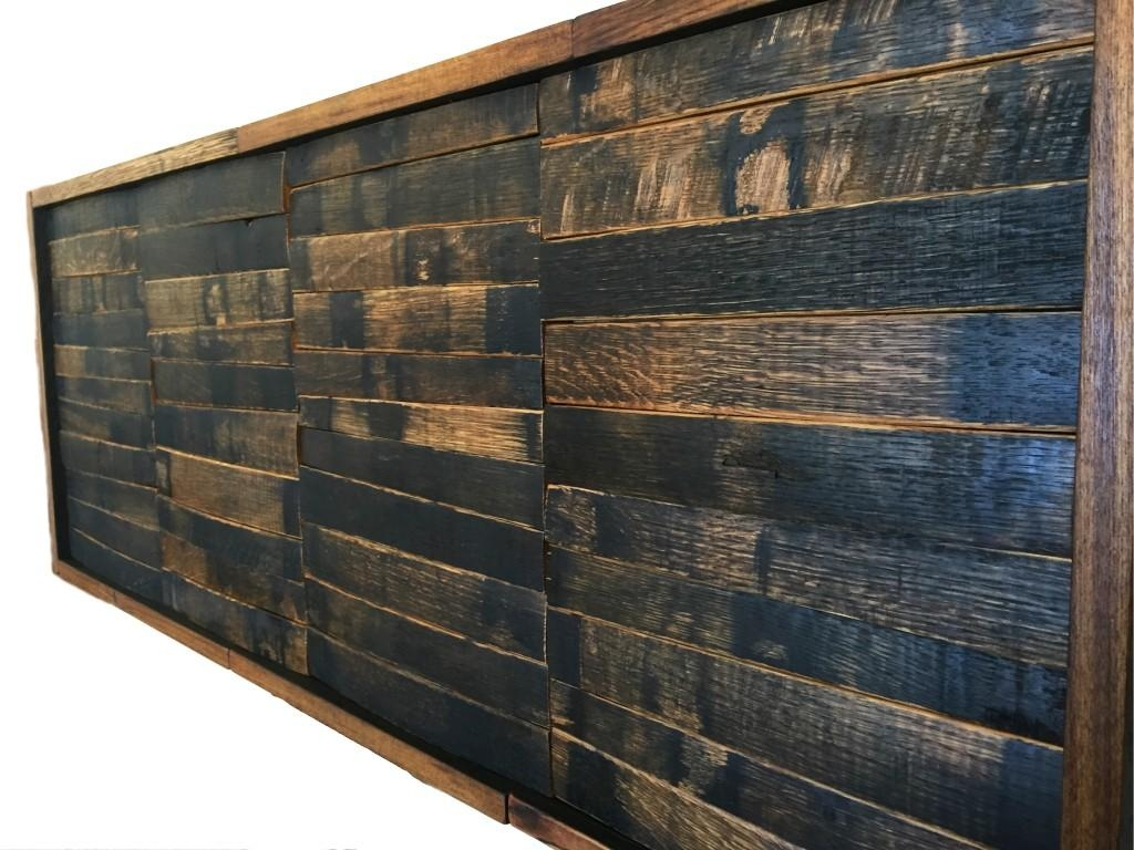 Bourbon And Wine Barrel Wall Art | Hungarian Workshop With Regard To Wine Barrel Wall Art (View 2 of 20)