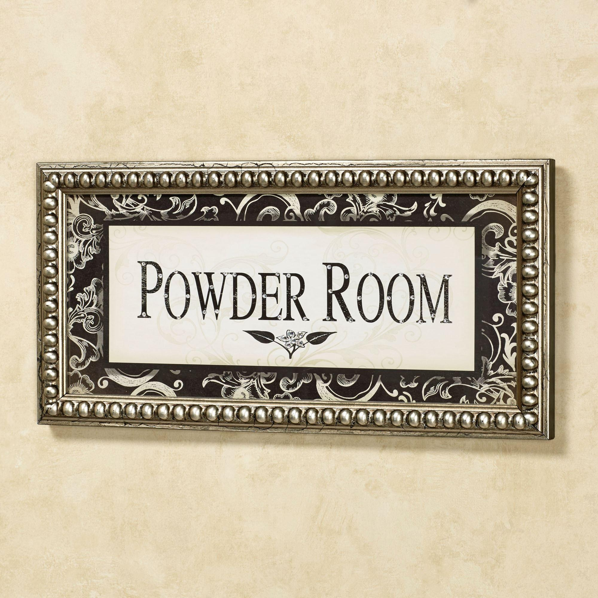 Box Signs And Word Wall Plaques | Touch Of Class For Box Signs Wall Art (Image 11 of 20)