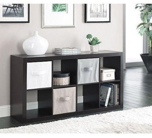 Brilliant Living Room Cube Storage Bookcase Tv Stand 8 Cube Pertaining To Most Popular Storage Tv Stands (View 4 of 20)