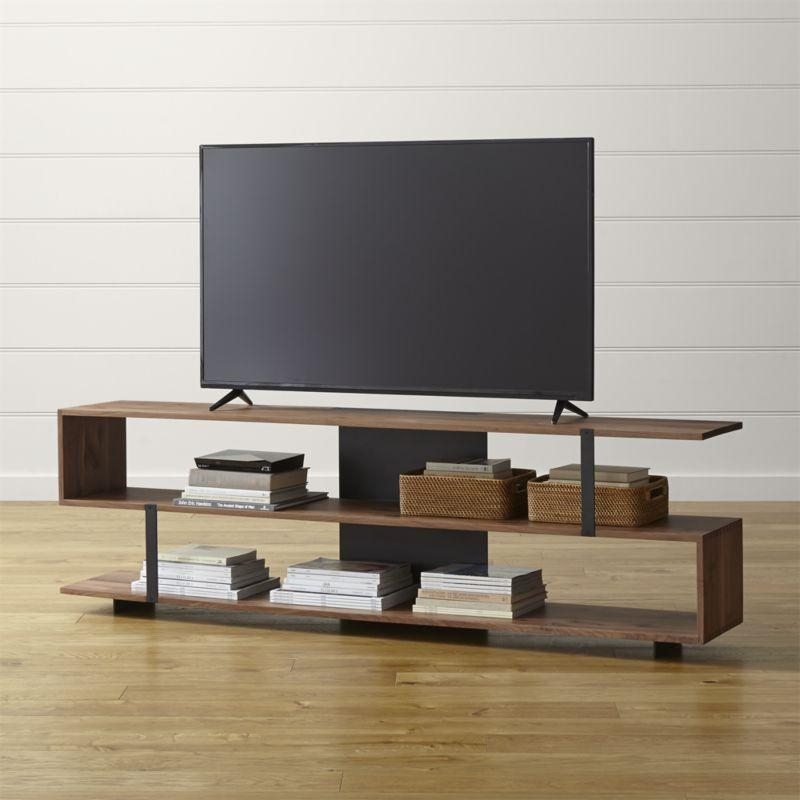 Brilliant Thin Tv Table Tv Stands Small Minimalist Console Tv Regarding Most Recently Released Skinny Tv Stands (Image 8 of 20)