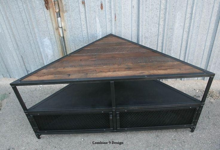 Buy A Handmade Corner Unit / Tv Stand (View 5 of 20)