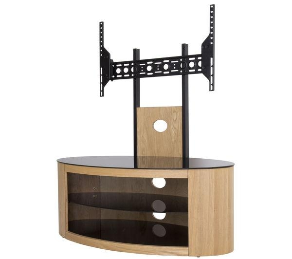 Buy Avf Buckingham 1000 Tv Stand With Bracket | Free Delivery | Currys For Most Up To Date Tv Stands With Bracket (View 13 of 20)