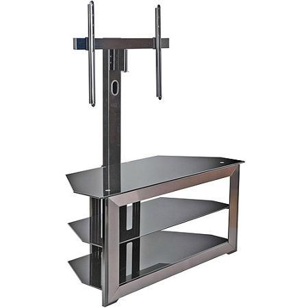 Buy Bell'o – Triple Play Tv Stand For Most Flat Panel Tvs Up Intended For Best And Newest Bell'o Triple Play Tv Stands (View 5 of 20)