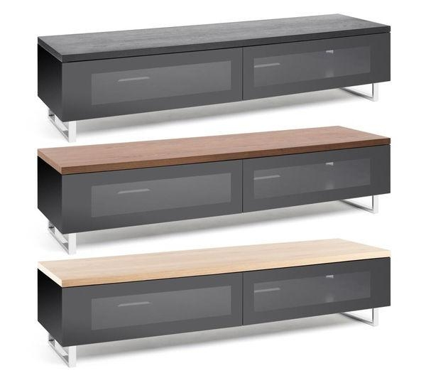 Buy Techlink Panorama Pm160B Tv Stand | Free Delivery | Currys In Most Up To Date Techlink Tv Stands (Image 6 of 20)