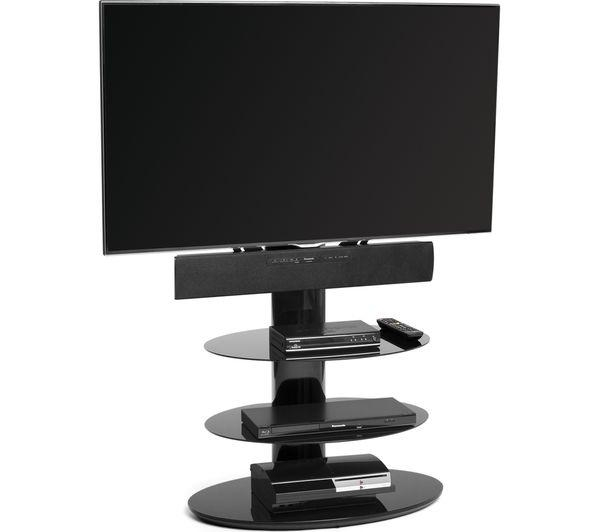Buy Techlink Strata St90E3 Tv Stand With Bracket | Free Delivery Within Most Popular Bracketed Tv Stands (View 7 of 20)