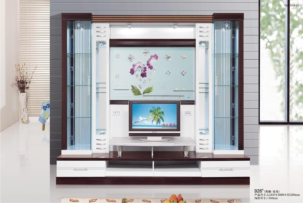 Cabinet Glass Picture – More Detailed Picture About Tv Cabinet Within Latest Wall Display Units And Tv Cabinets (Image 4 of 20)