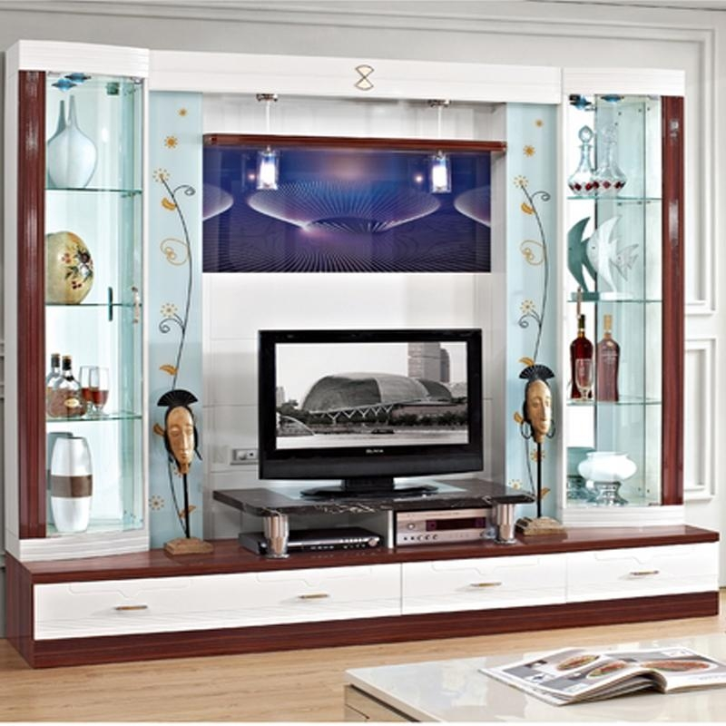 Cabinet Shelf Picture – More Detailed Picture About Small Tv With Most Recent Wall Display Units And Tv Cabinets (Image 5 of 20)