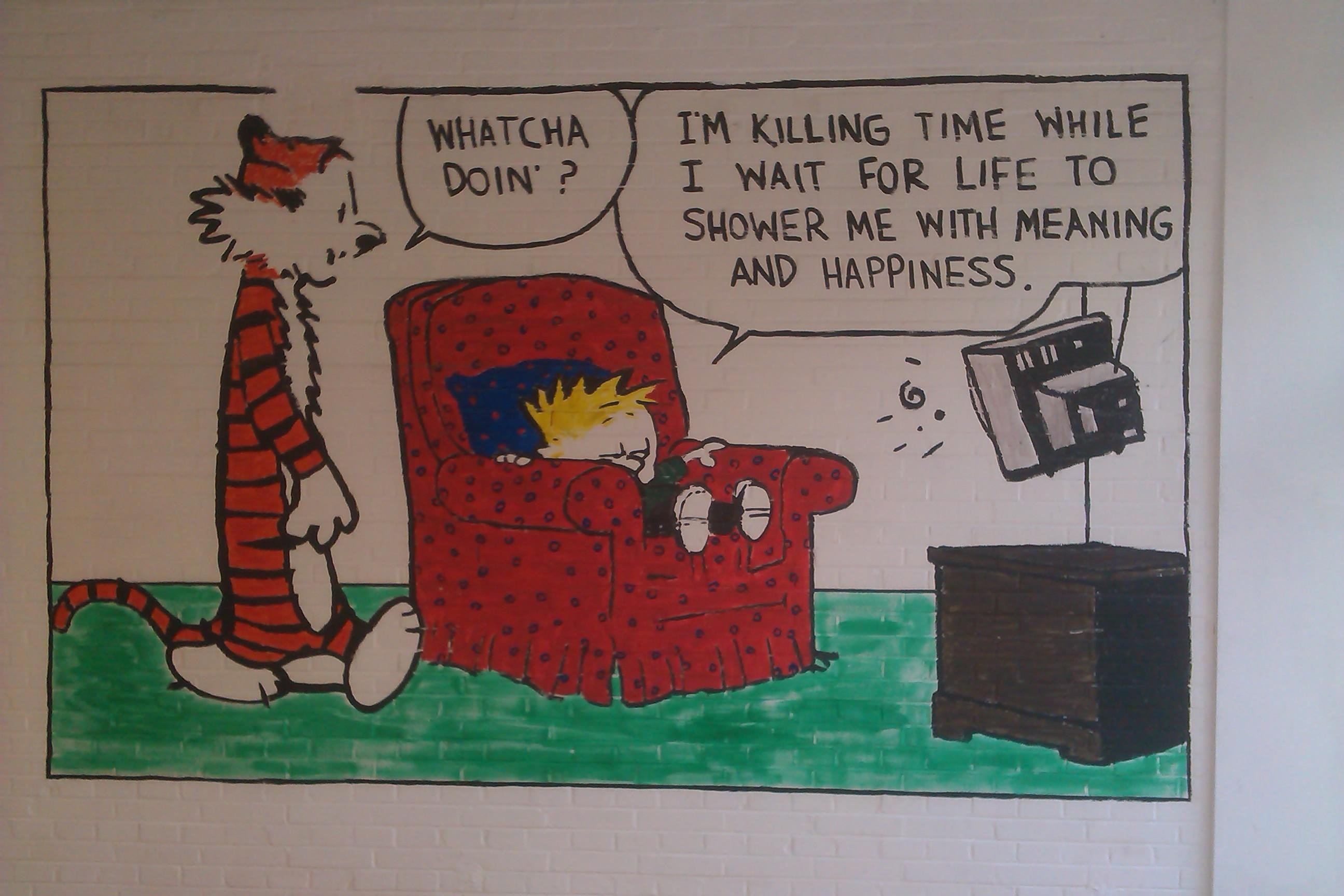 Calvin And Hobbes Wall Art – Philipps Universität Marburg – Imgur For Calvin And Hobbes Wall Art (Image 6 of 20)