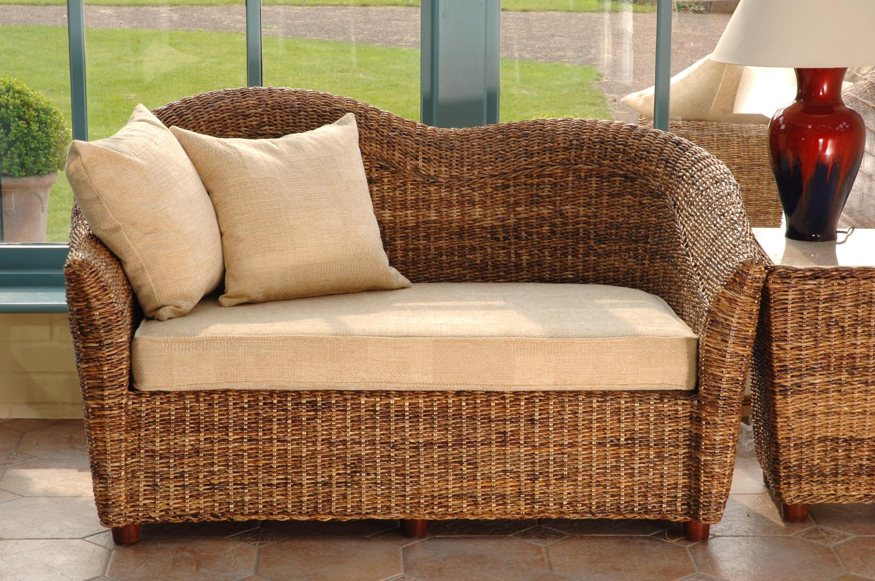 Cane Furniture: Value For Money Deal Always – Goodworksfurniture Throughout Bambo Sofas (Image 11 of 22)