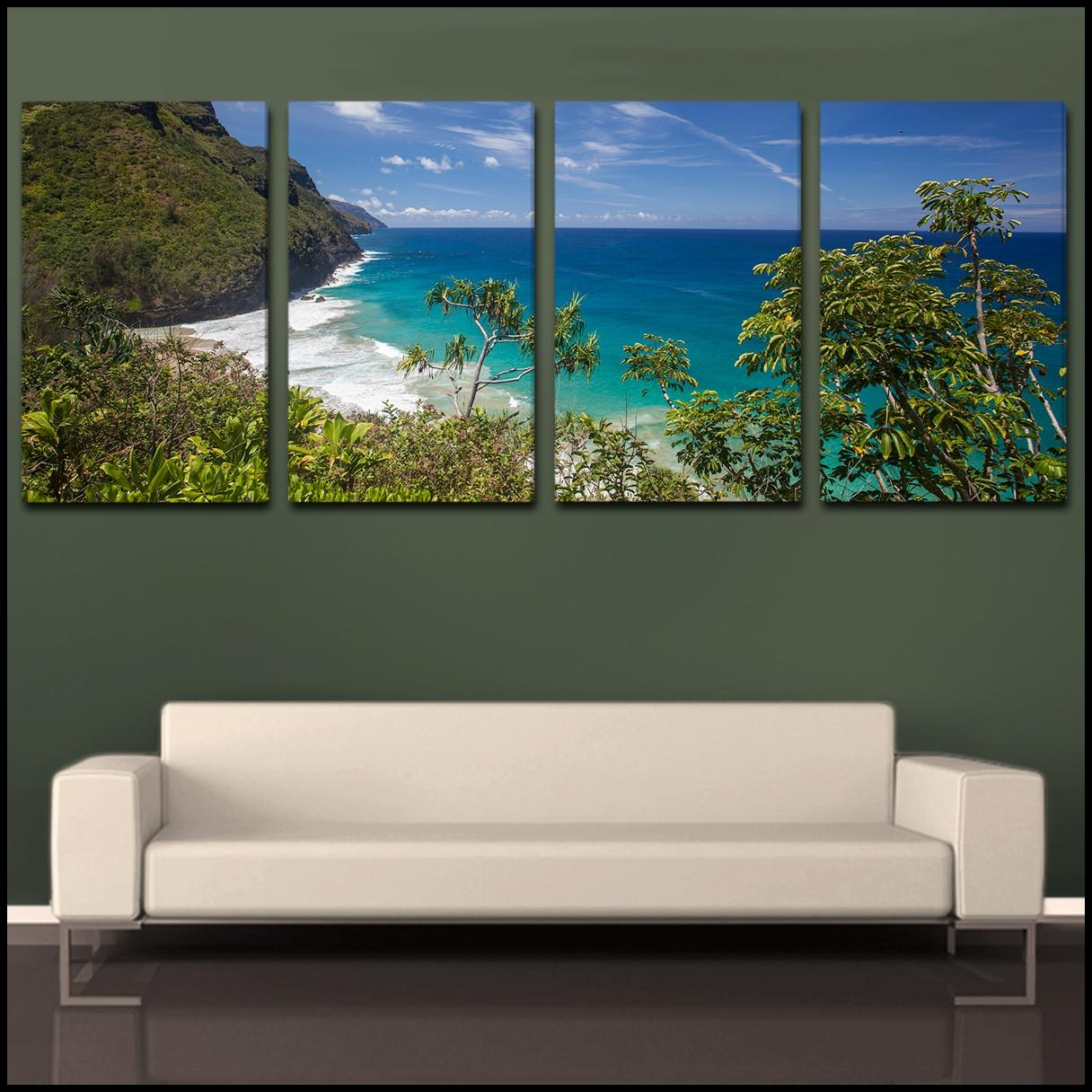 Canvas Wall Art Sets Photo In Multi Piece Wall Art – Home Decor Ideas Intended For Multi Piece Canvas Wall Art (Image 7 of 20)