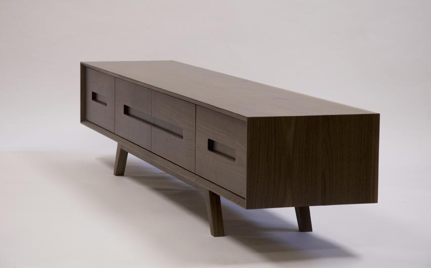 Cathcart Low Av Unit – Joachim King Furniture With Regard To Most Recent Low Tv Units (View 13 of 20)