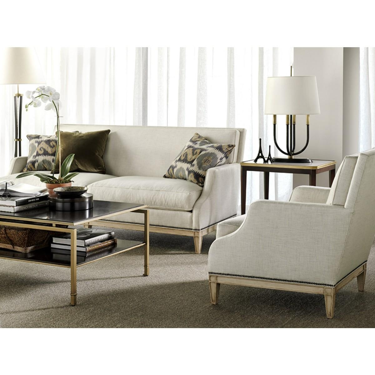 Chair Suzanne Kasler Monroe Sofa Throughout Chair Sofas (Photo 22 of 22)
