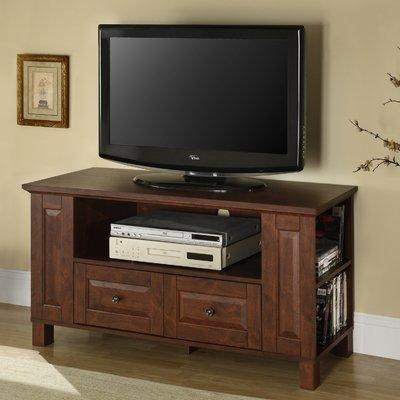 "Charlton Home Byrd 44"" Tv Stand & Reviews 