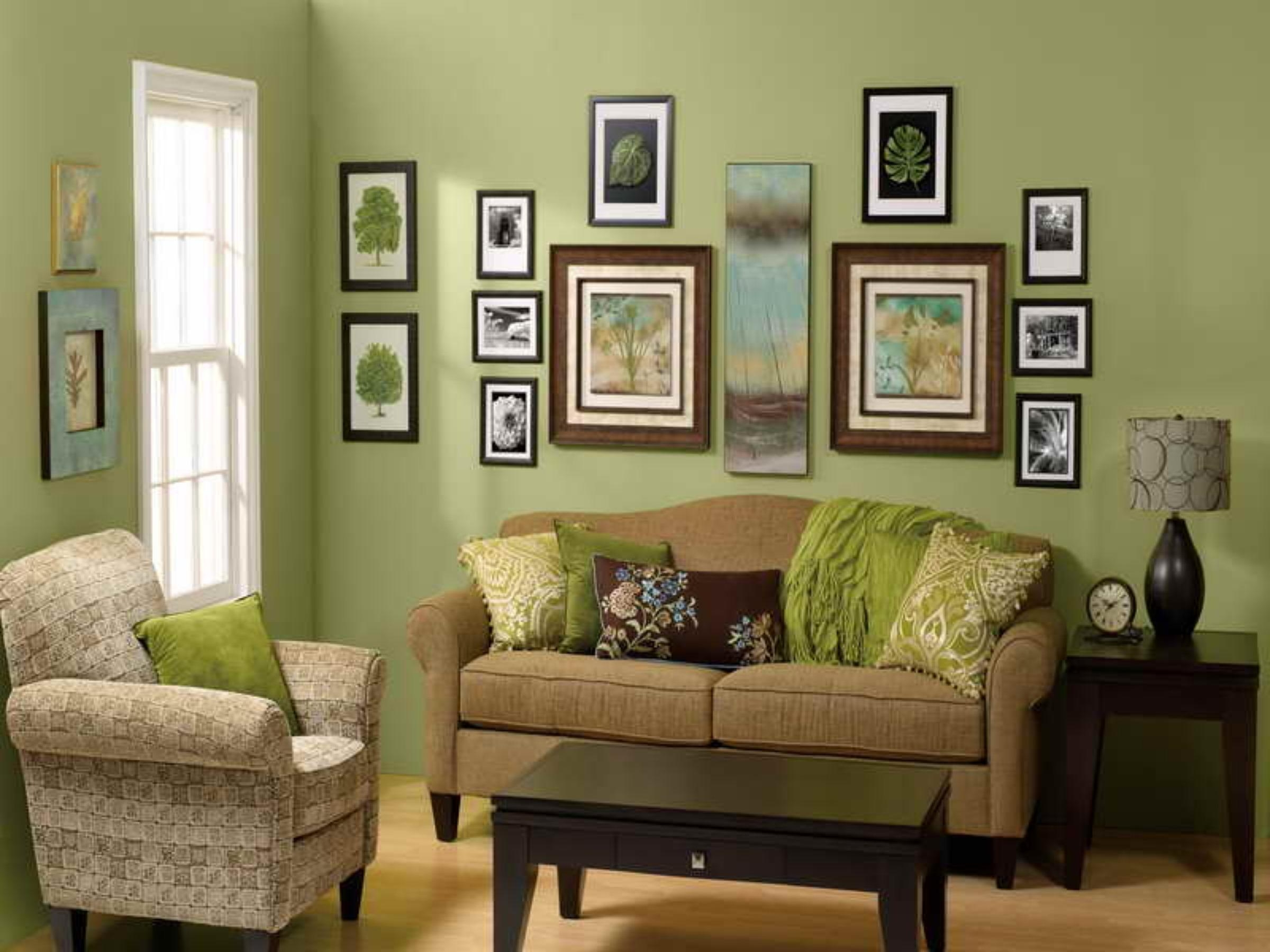 Featured Photo of Wall Art For Green Walls