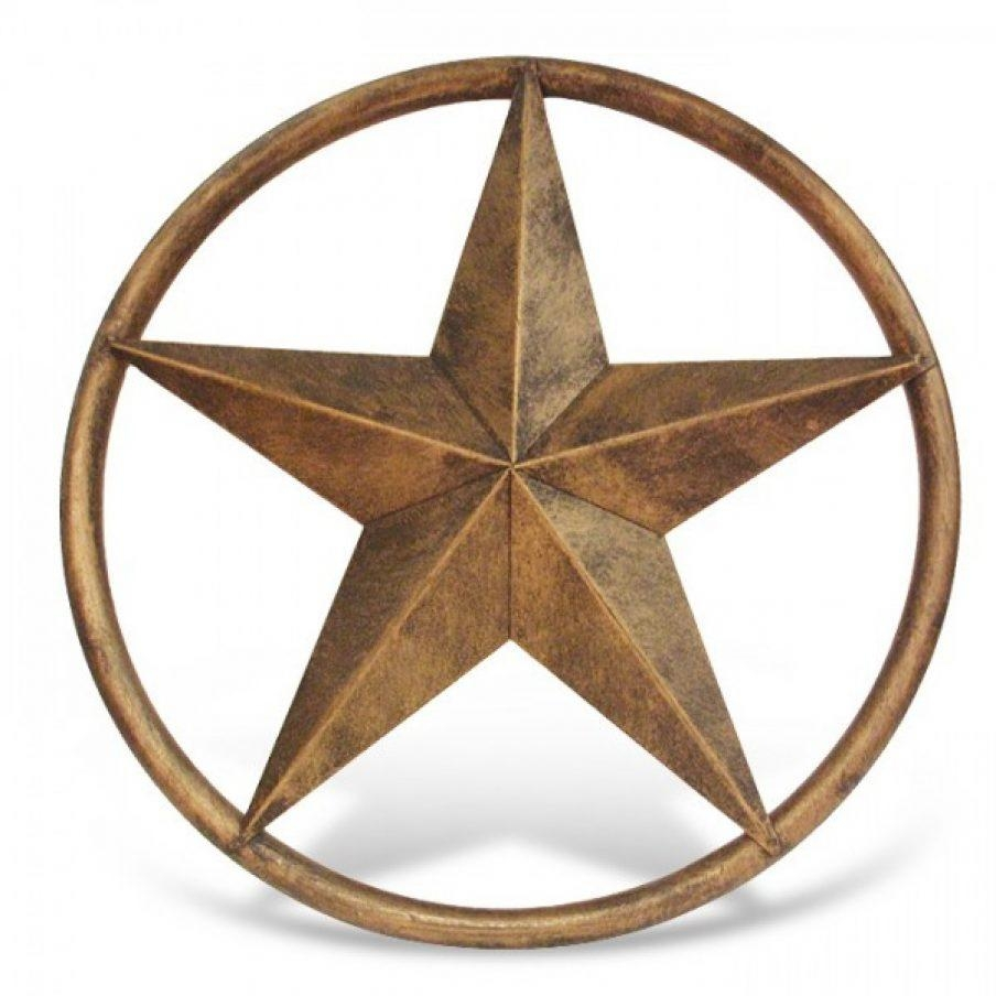 Charming Large Metal Star Wall Art Outdoor Metal Star Wall Art With Texas Star Wall Art (Image 1 of 20)