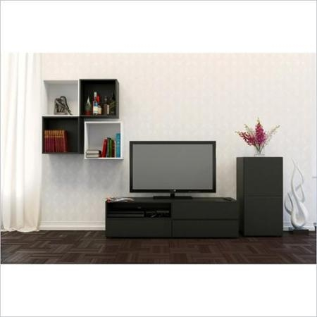 Cheap Tv Stand For Wall, Find Tv Stand For Wall Deals On Line At Regarding Best And Newest Nexera Tv Stands (Image 10 of 20)