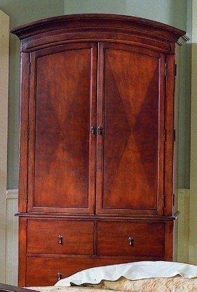 Cherry Tv Armoire – Foter Intended For Most Popular Cherry Tv Armoire (Image 4 of 20)