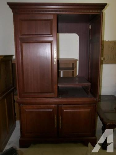 Featured Image of Cherry Tv Armoire