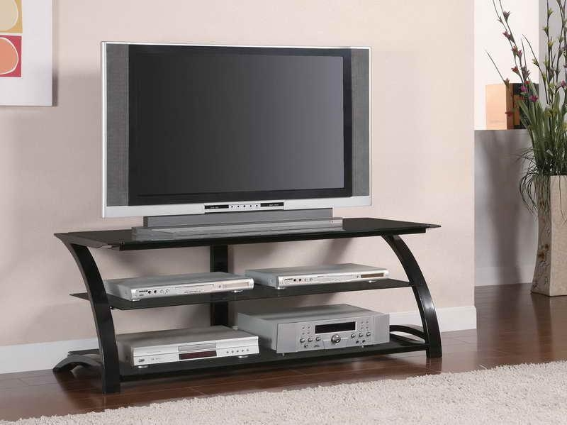 Chic Tv Consoles For Flat Screens – Best Interior Ideas With Best And Newest Contemporary Tv Stands For Flat Screens (Image 8 of 20)