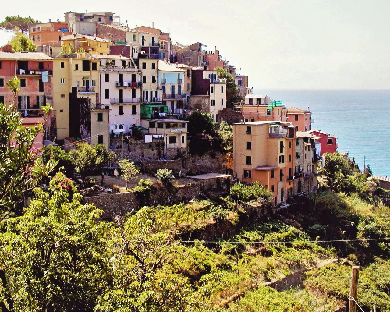 Cinque Terre Photography – Italy Photography – Italian Village Inside Italian Village Wall Art (View 3 of 20)