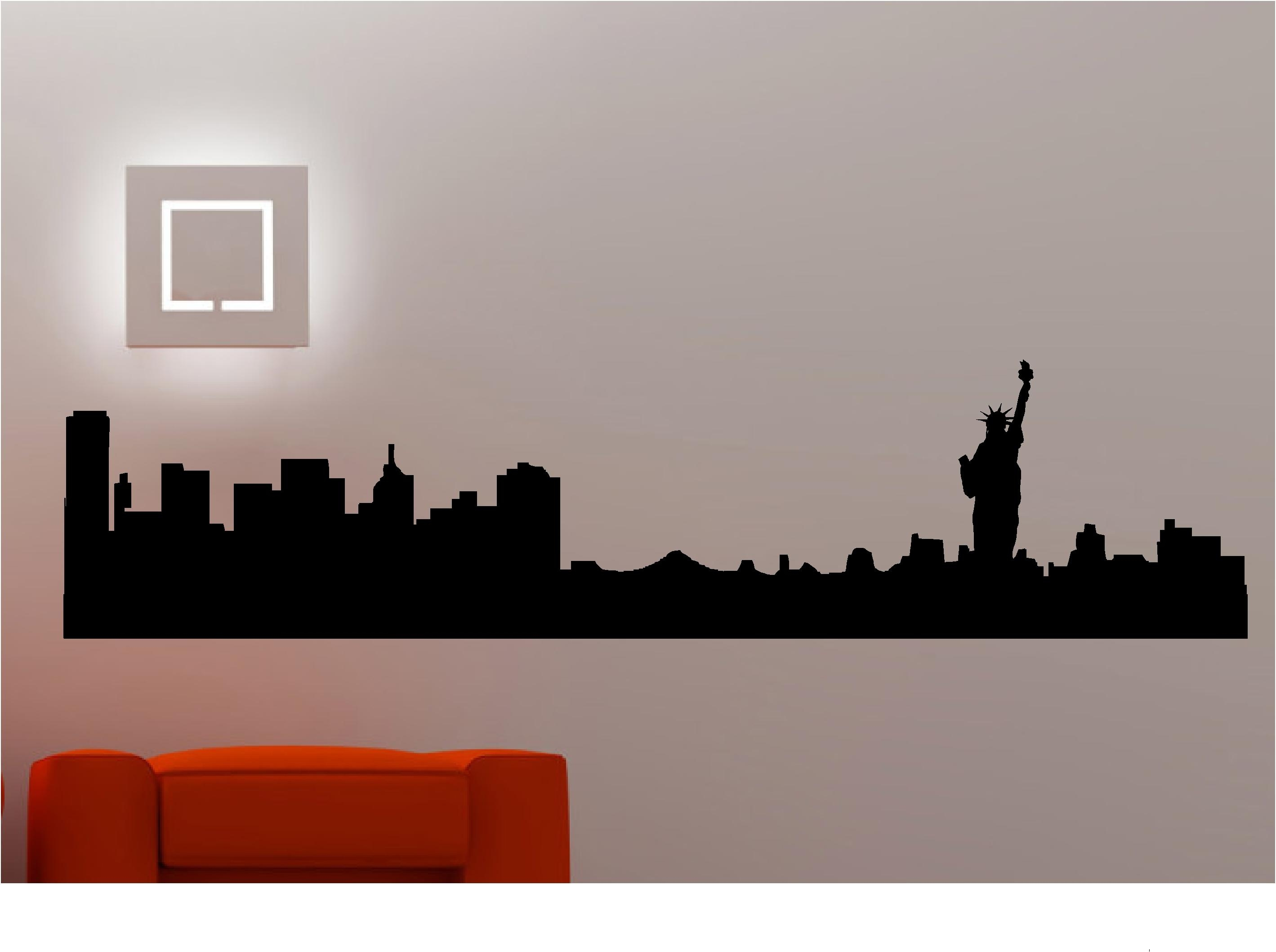 City Wall Art Best Metal Wall Art On 3D Wall Art – Home Interior Intended For Metal Wall Art New York City Skyline (View 16 of 20)