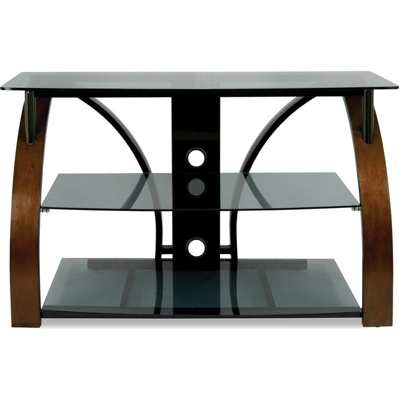 Classic Flame Tpc2143 Bell O 44 Triple Play Flat Panel A V Stand With Regard To Most Up To Date Bell'o Triple Play Tv Stands (View 17 of 20)