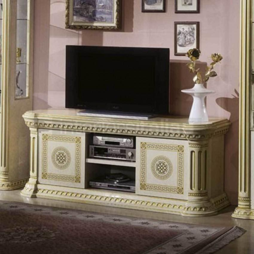 Classic Italian Tv Cabinet | Tv Unit | Caesar | Clearance Inside 2017 Classic Tv Cabinets (View 5 of 20)