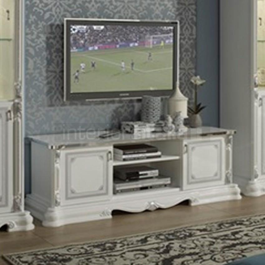 Classic Italian Tv Cabinet | Tv Unit | Greta | Clearance Throughout Newest Classic Tv Cabinets (View 16 of 20)