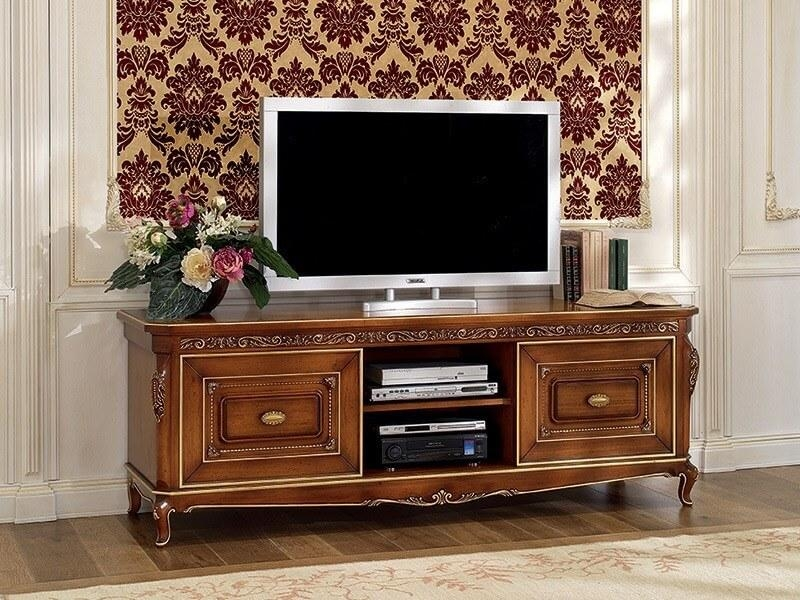 Classic Tv Stand Design Pertaining To Newest Classic Tv Stands (Image 6 of 20)