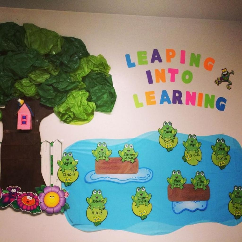 Classroom Wall Decor | Interior Home Design Ideas Within Wall Art For Kindergarten Classroom (View 8 of 20)