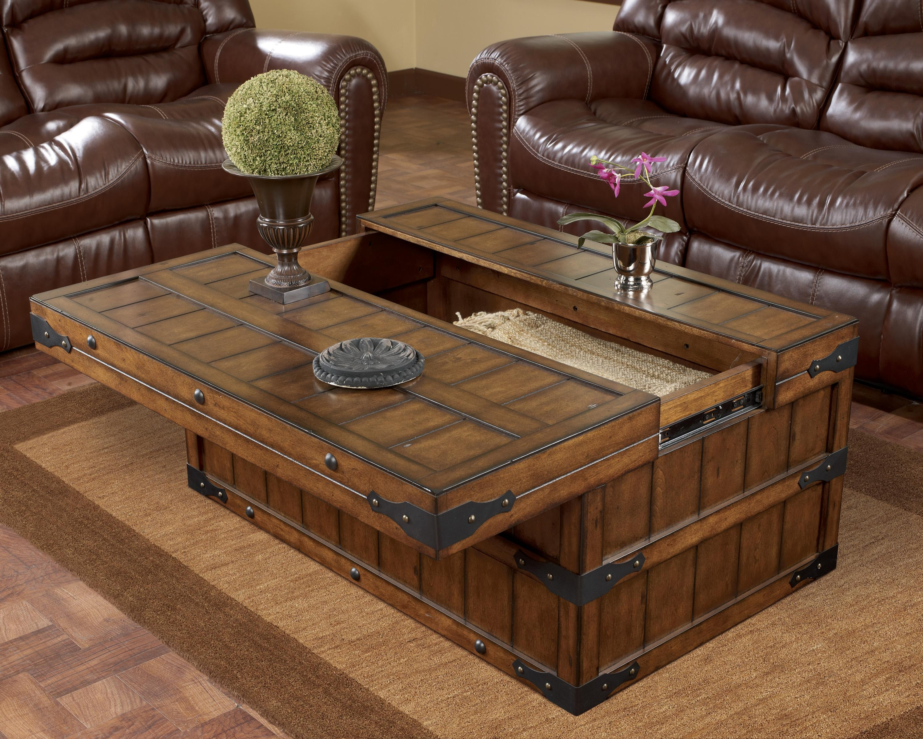 Coffee Table : Awesome Black Coffee Table Black Coffee Table Sets Regarding Sofa Side Tables With Storages (Image 5 of 25)
