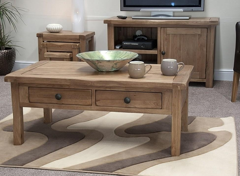 Featured Image of Rustic Coffee Table And Tv Stand