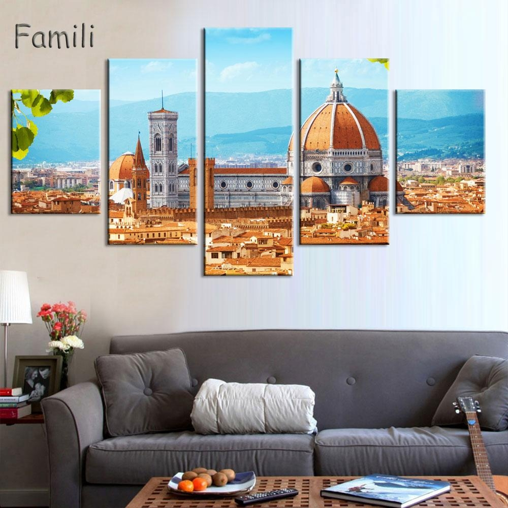 Compare Prices On Italy Canvas Wall Art Online Shopping/buy Low In Italian Scenery Wall Art (View 14 of 20)