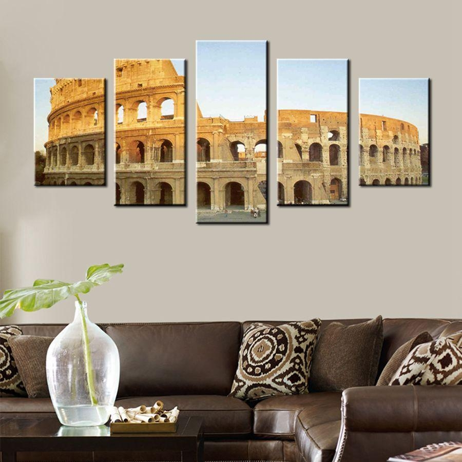 Compare Prices On Italy Canvas Wall Art Online Shopping/buy Low Inside Italian Scenery Wall Art (View 11 of 20)