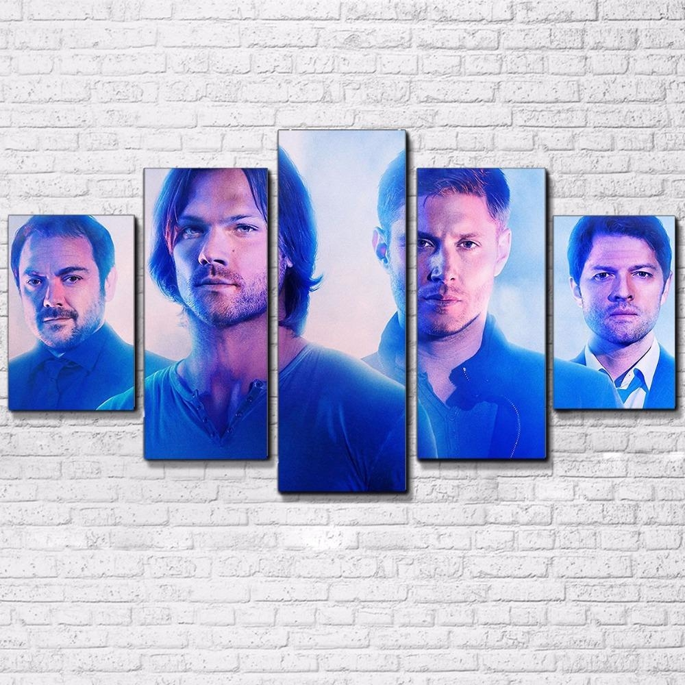 Compare Prices On Supernatural Wall Art Decor Online Shopping/buy In Supernatural Wall Art (View 7 of 20)
