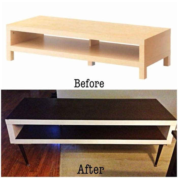 Console Tables: Ikea Tv Console Table Ikea Hack Tv Stand Low Tv In 2017 Tv Console Table Ikea (Image 11 of 20)