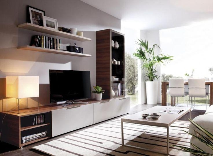 Contemporary Crea Rimobel Tv Unit, Display Cabinet And Sideboard Within Most Current Low Level Tv Storage Units (View 9 of 20)